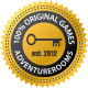 Adventure Rooms 100% Original Games